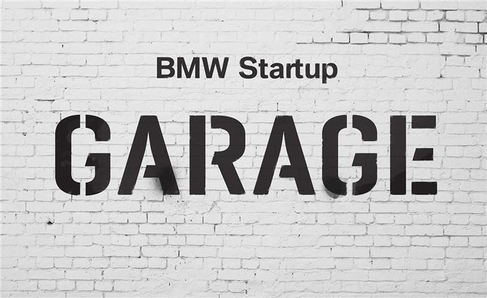 GaadiKey BMW Startup Garage