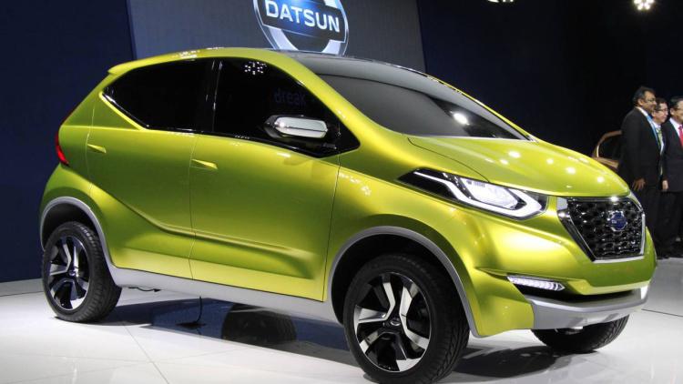 Datsun Redi GO launch date revealed
