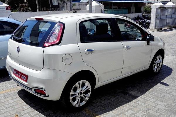 Fiat Punto Evo TJet 3