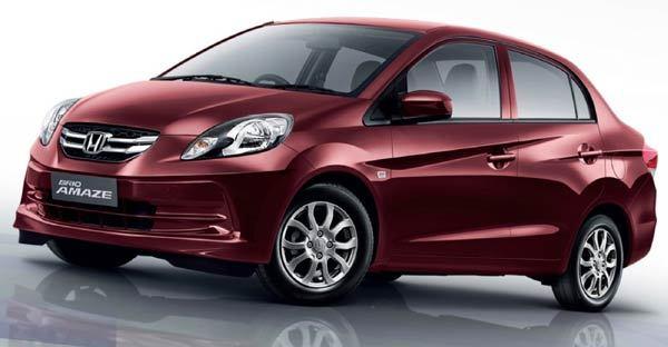 Honda Brio and Honda Amaze price hiked - GaadiKey