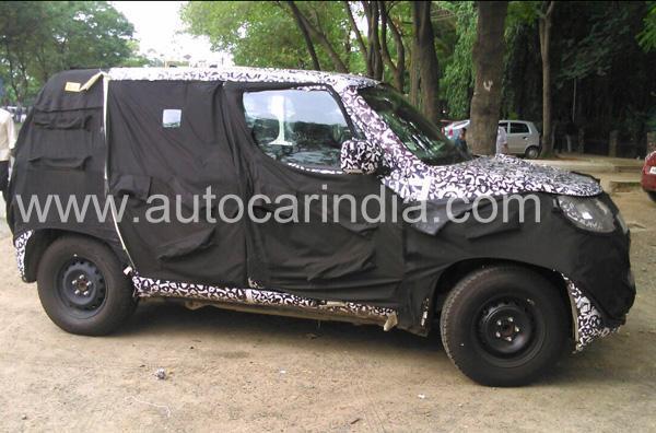 Mahindra New SUV 2