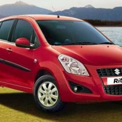 Maruti Suzuki Ritz to be discontinued in India