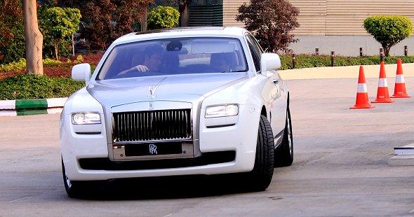 Rolls Royce India