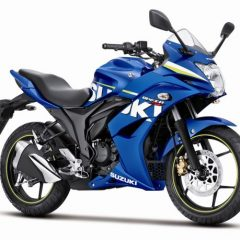 Suzuki Gixxer targets to sell 1 Lakh units