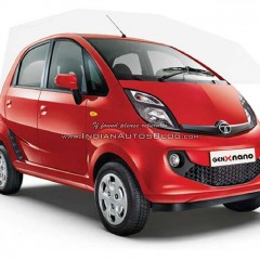 Tata Nano GenX with AMT to be launched in May