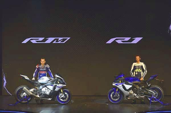 Yamaha-R1M-India