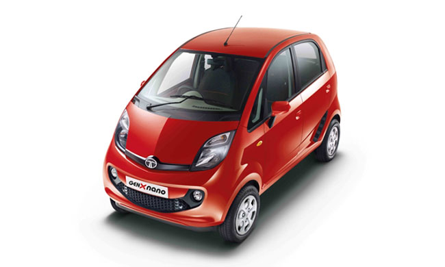 Affordable-Automatic-Car-GenX-Nano-AMT