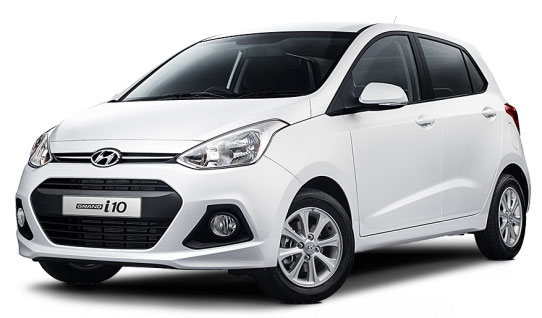Hyundai Grand i10 - Affordable Automatic car