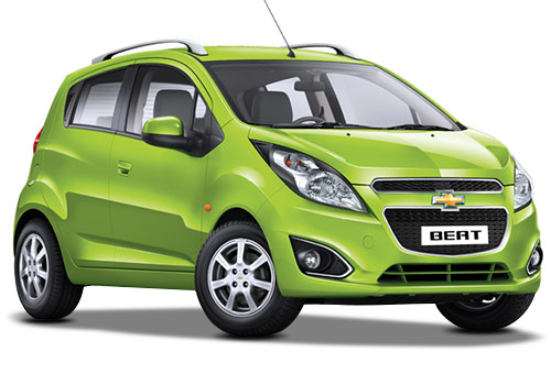 Chevrolet Beat vs Tata Zica