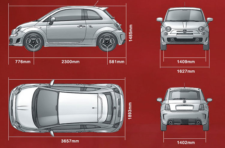 Fiat Abarth 595 Competizione Will Be Fiat S First Abarth