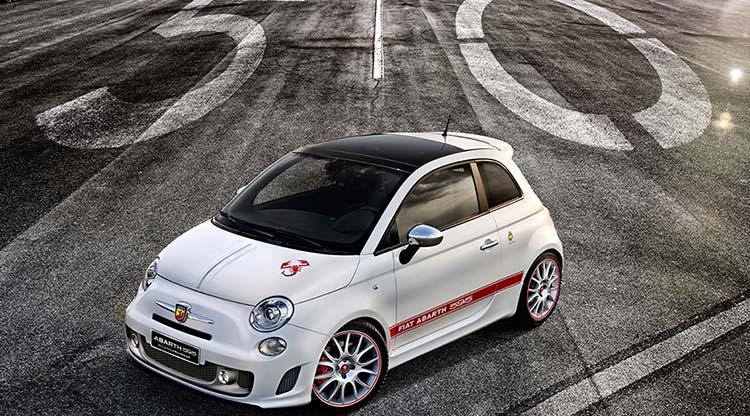 Fiat Abarth 595 Competizione Will Be Fiat S First Abarth