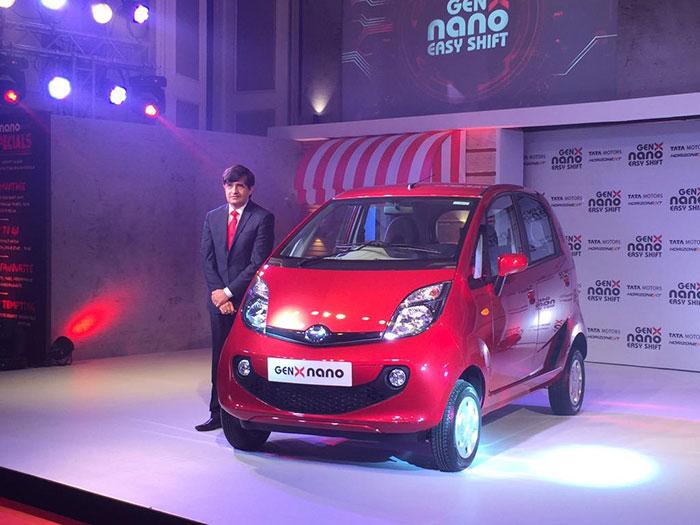 GenX-Tata-Nano-Launched