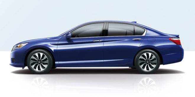 Honda Accord Hybrid Image 1