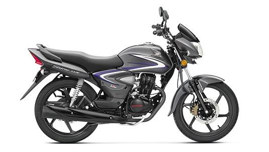Honda CB Shine Geny Grey
