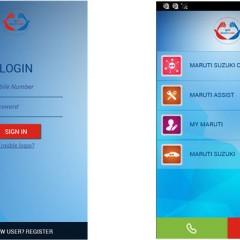 Maruti Suzuki launches Maruti Care App for Android, iOS and Windows