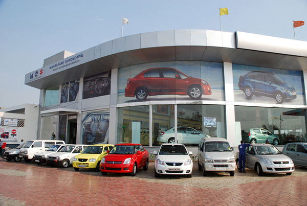 Maruti Suzuki Premium Car Showrooms To Sell Ciaz Yra S Cross And