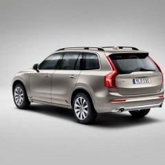 New Volvo XC90 2015 Photos are out after its launch
