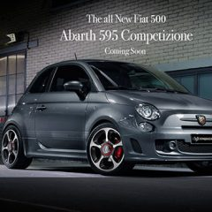 Fiat Abarth 595 Competizione will be Fiat's first Abarth in India