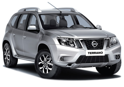 Nissan Terrano Limited Edition