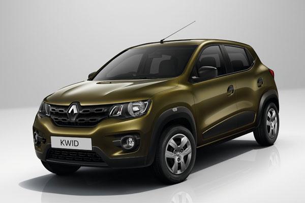 Renault Kwid in India