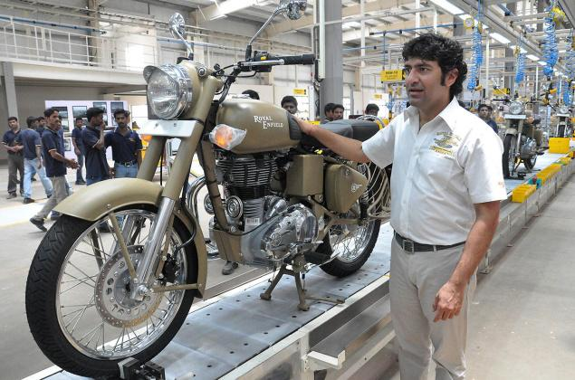 Royal Enfield Limited Edition Bikes available online