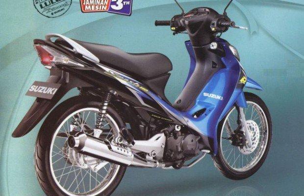 Suzuki Smash in India