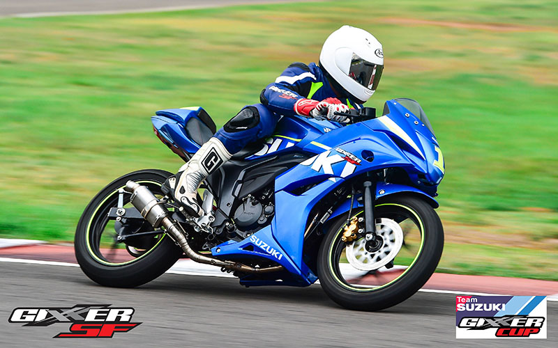 Suzuki Enters Racing Arena By Announcing Suzuki Gixxer Cup Gaadikey