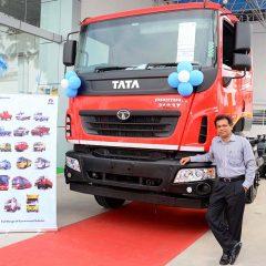 Tata Motors launches New Commercial Vehicle Dealership at Salem