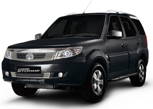 Tata Safari Storme Facelift launched