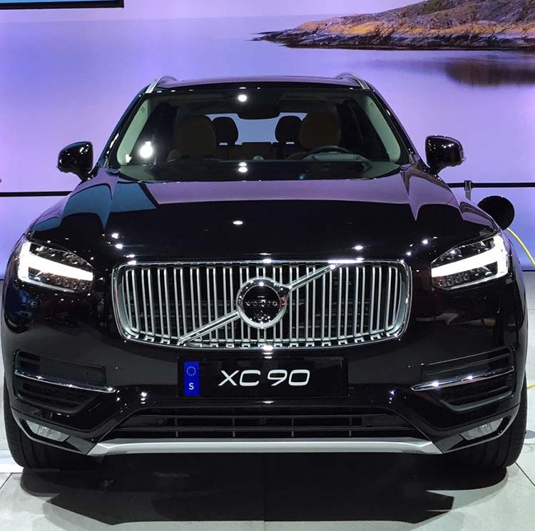 2015 Edition Of Volvo Xc90 Launched In India At 64 9 Lakhs Gaadikey