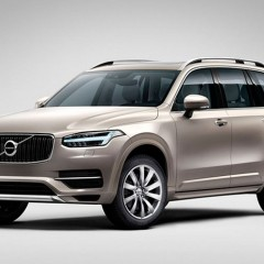 2015 edition of Volvo XC90 launched in India at 64.9 Lakhs