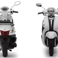 "Yamaha 125cc bike dubbed ""Nozza Grande"" to be launched on May 7"