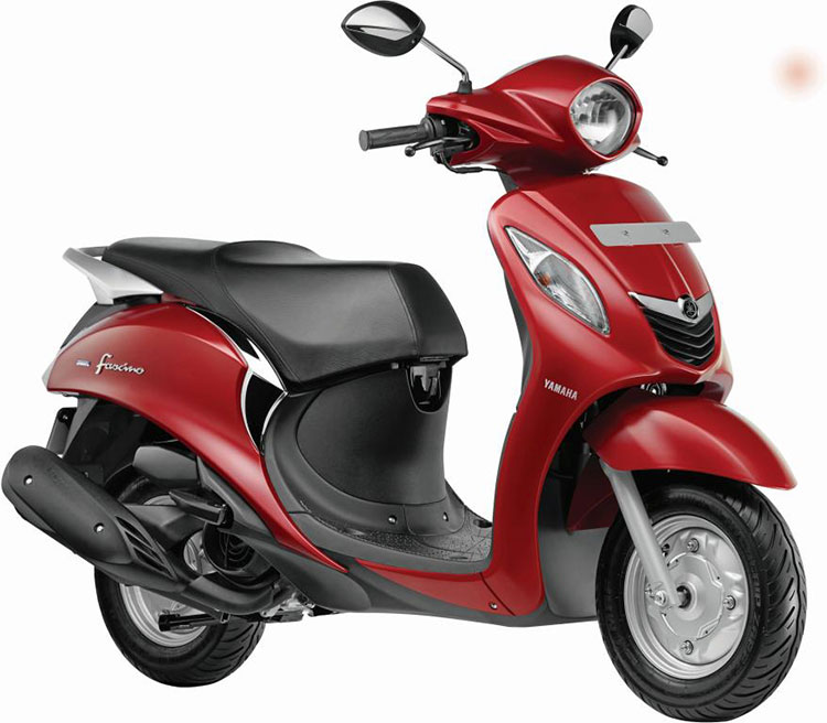 113cc Scooter Yamaha Fascino Launched At 52 500 Inr Gaadikey