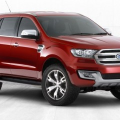 2015 Ford Endeavour to get 2.2 Litre AT Diesel Engine