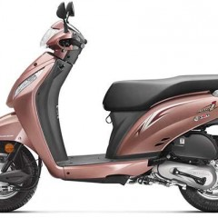 2015 Honda Activa i and Honda Aviator launched