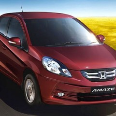 2015 Honda Amaze to get CVT Automatic