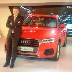 Audi launches Q3 Facelift in India at Rs 28.99 lakhs