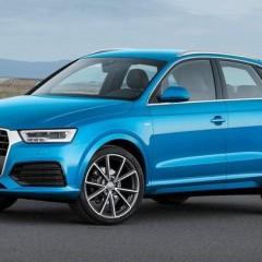 Facelift of Audi Q3 to be launched on June 18 in India