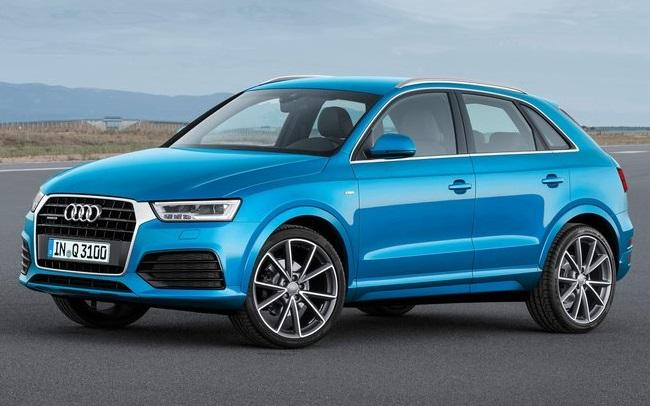 Audi Q3 Facelift India launch