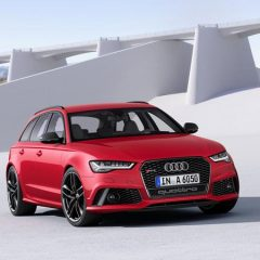 Rs 1.35 crore priced Audi RS6 Avant launched in India