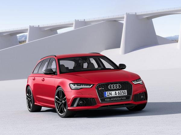 Audi RS6 Avant in India