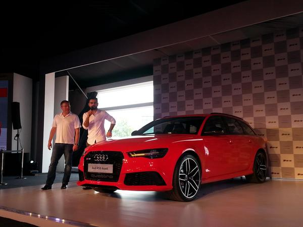 Audi RS6 Avant launched in India