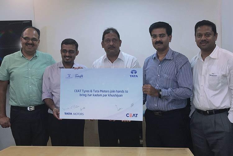 CEAT-Tata-Motors-Partnership