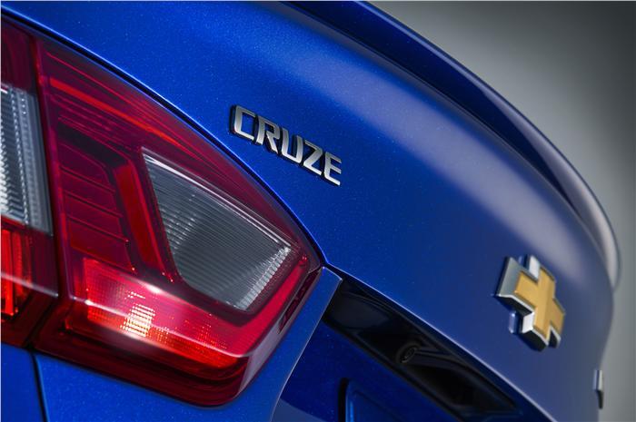 Chevrolet Cruze 2016 Revealed 1