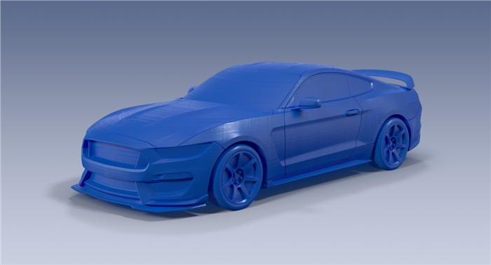 Ford 3D Printing Store 2