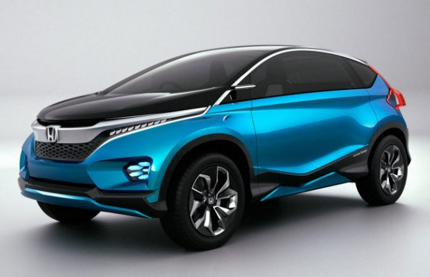 Honda BR-V will feature in Auto Expo 2016 in India - GaadiKey Blog