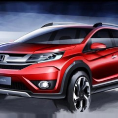 Photos of upcoming 7-Seater Honda BR-V SUV revealed