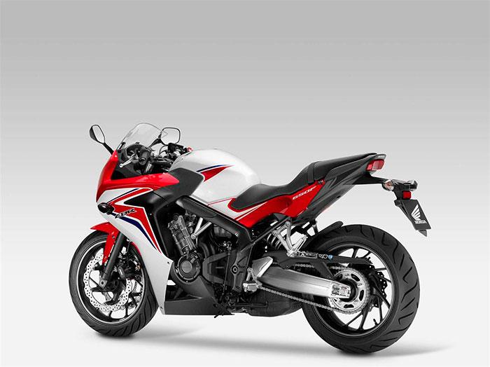 Honda CBR 650F Motorcycle Details