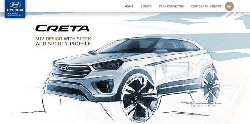 Hyundai Creta Official Website