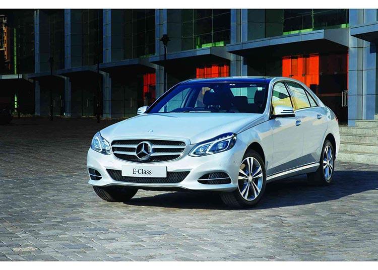 Mercedes Benz New E class